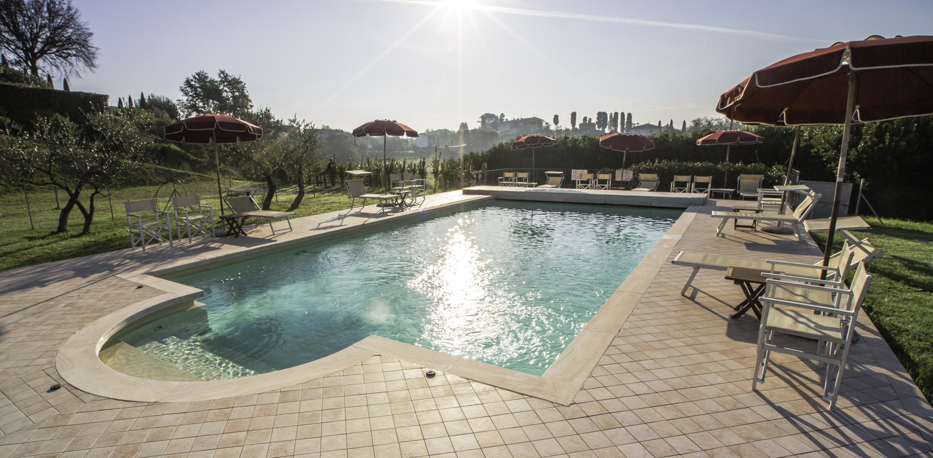 Maisons De Vacances Avec Piscine Pour Familles En Toscane encequiconcerne Piscine Auch
