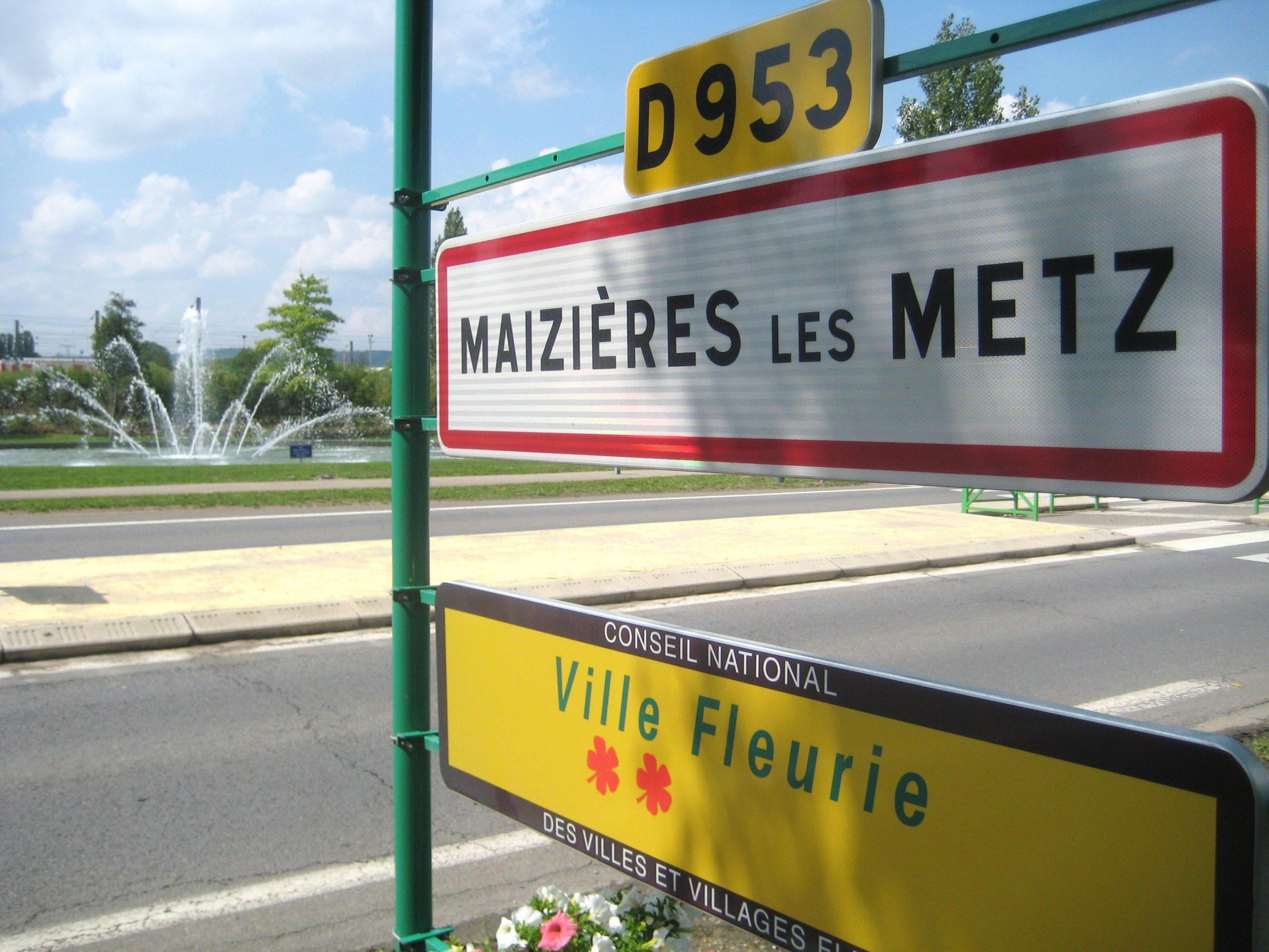 Maizières-Lès-Metz — Wikipédia pour Piscine Maizieres Les Metz