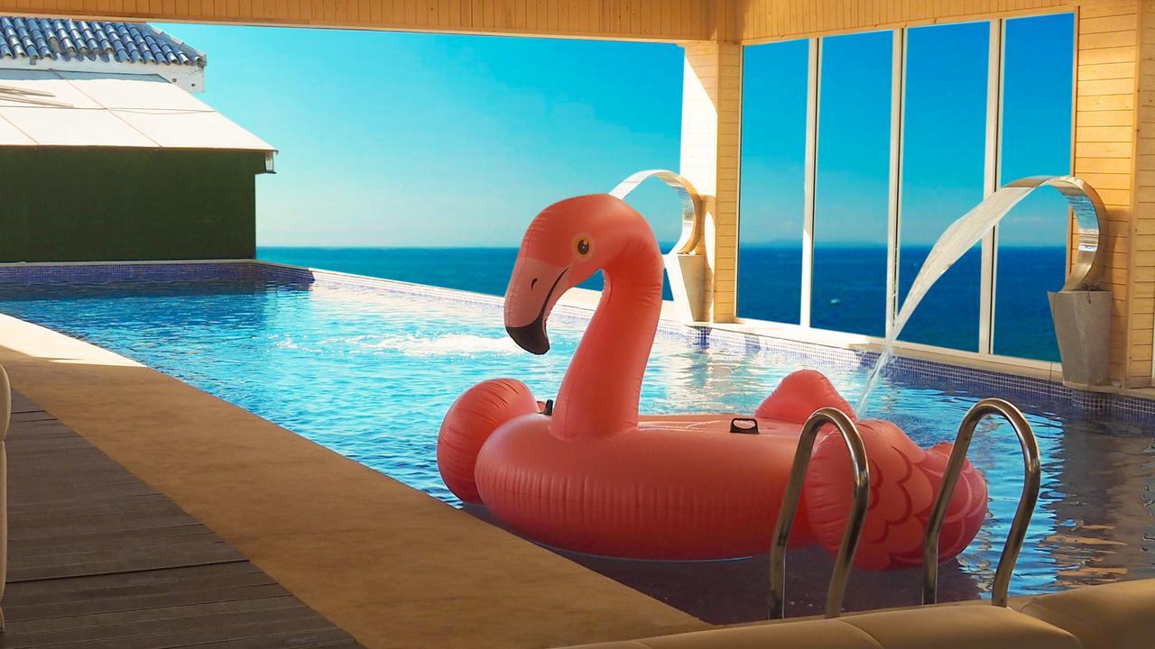 Mandarin Palace Hotel & Spa, Tangier, Morocco - Booking dedans Mister Piscine