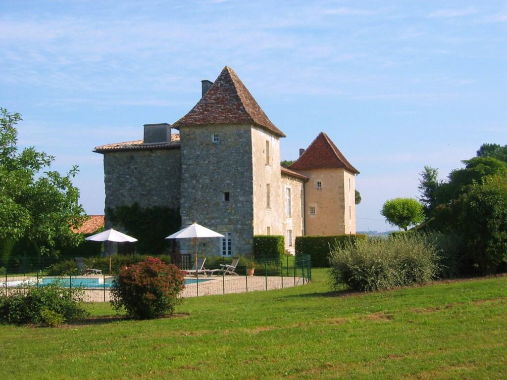 Manor Of Puymangou, Dordogne, France, Rental Holidays pour Location Dordogne Piscine