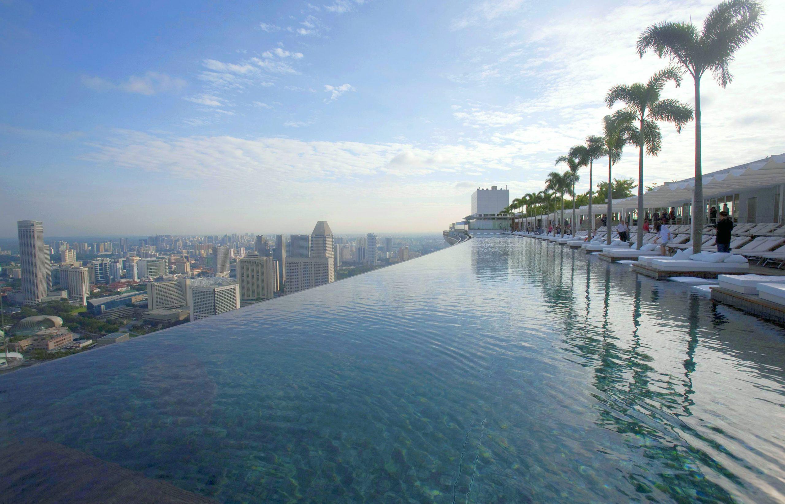 Marina Bay Sands (Singapore) | The Trendy Guide à Piscine Singapour