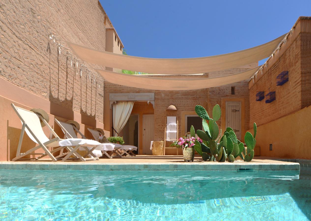 Marrakech Riad Rentals With Hammam And Heated Pool destiné Riad Marrakech Avec Piscine