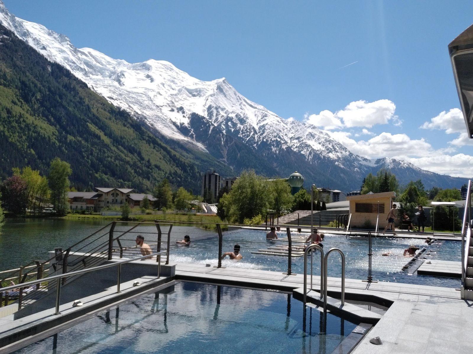 Massage, Hammam, Sauna, Soins Esthétiques, Piscine Etc ... encequiconcerne Piscine De Chamonix