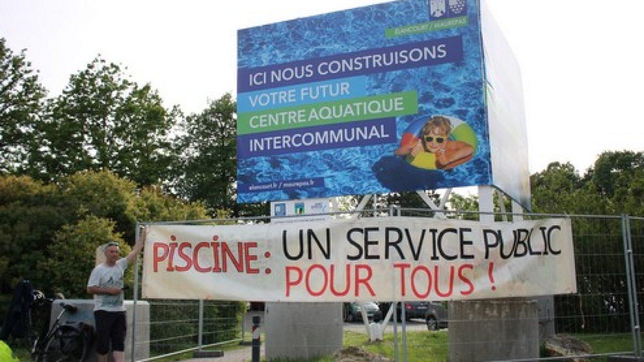 Maurepas : Le Collectif « Piscine Pour Tous » Veut Être ... concernant Piscine Maurepas