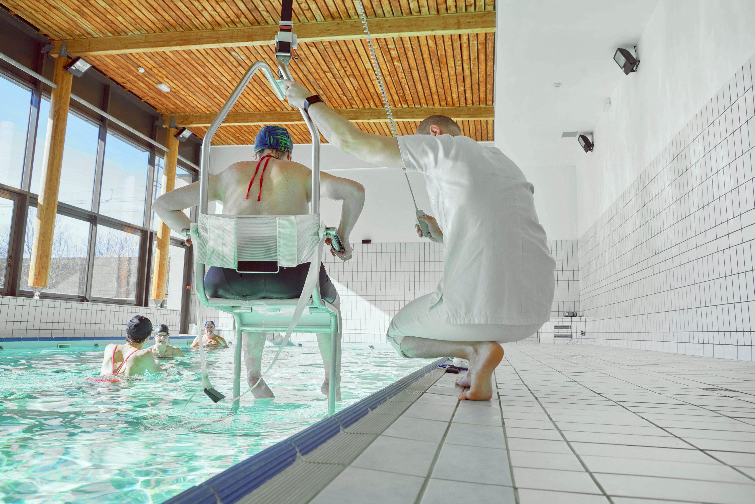 Médecine Physique Et De Réadaptation - Saint-Vallier ... serapportantà Piscine Vallier