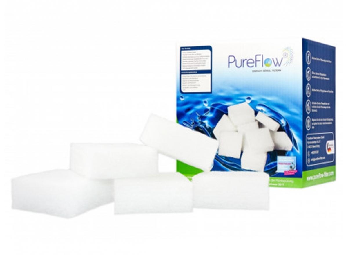 Média Filtrant Textile Pour Filtre À Sable - Pureflow encequiconcerne Quantite De Verre Pour Filtre Piscine