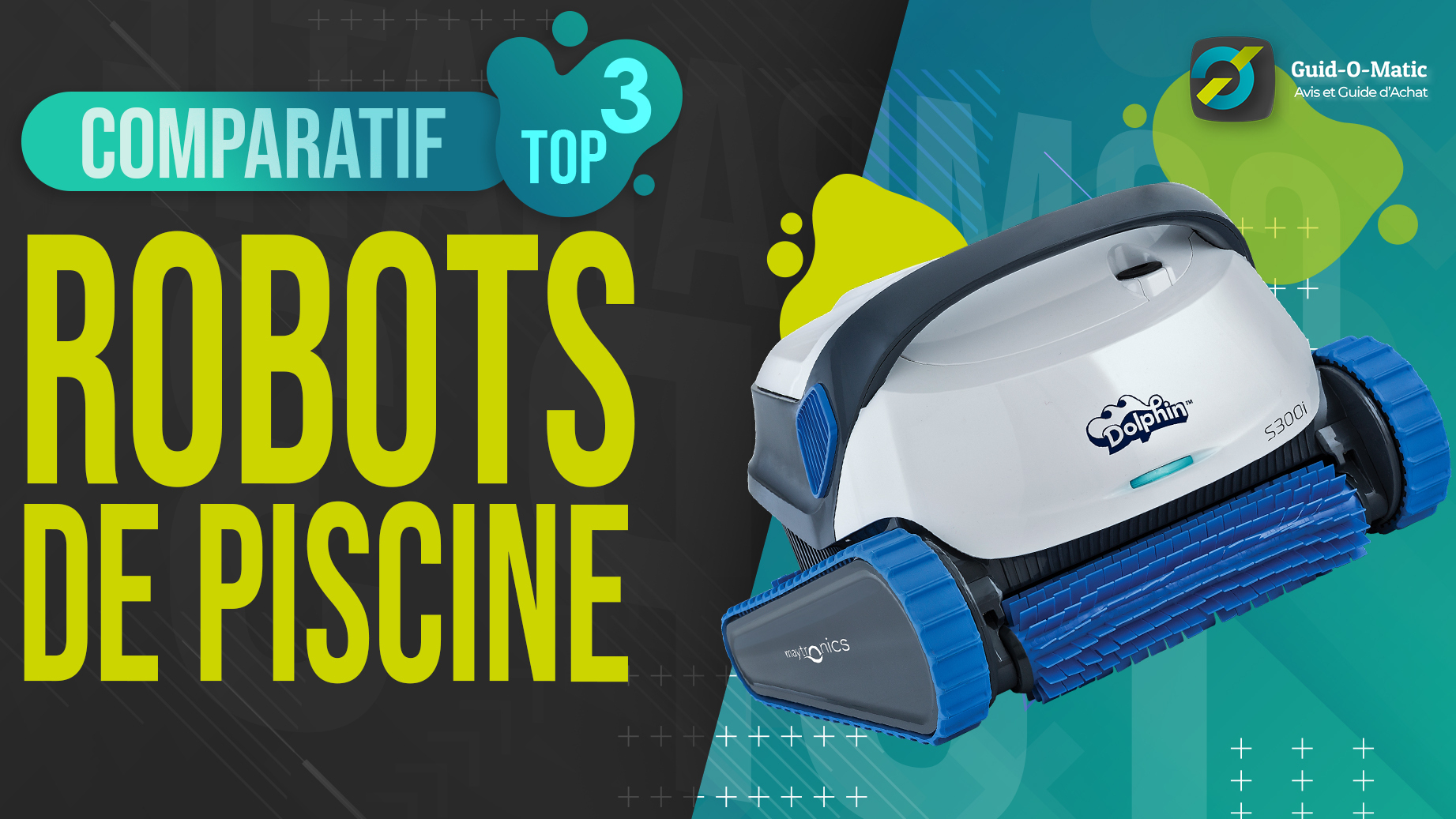Meilleur Robot Aspirateur De Piscine - Guide D'achat ... serapportantà Comparatif Robot Piscine