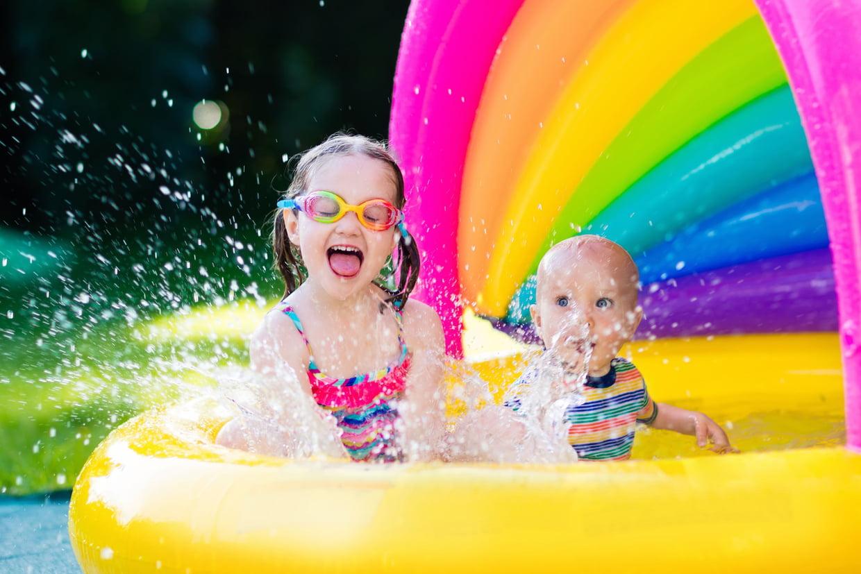 Meilleures Piscines Gonflables : Notre Sélection Estivale encequiconcerne Piscine Enfant Pas Cher