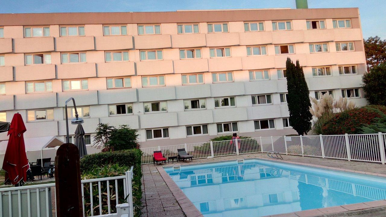 Mercure Paris Le Bourget $84 ($̶9̶5̶) - Prices & Hotel ... concernant Piscine De Noisy Le Sec