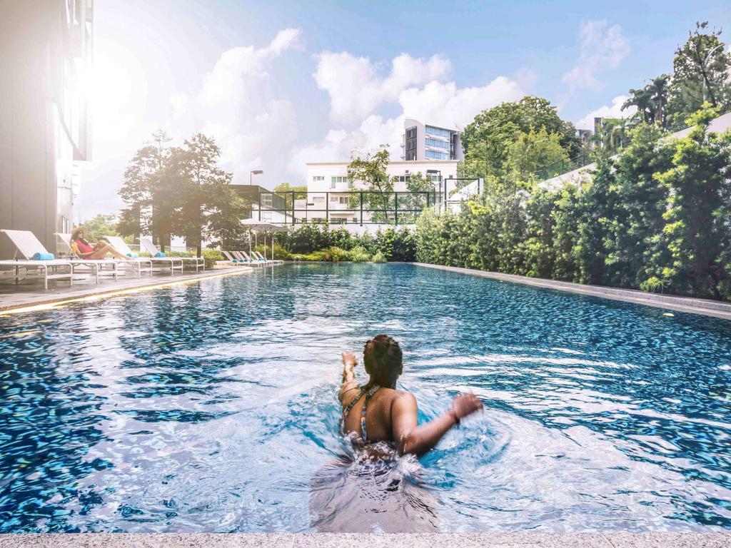 Mercure Singapore On Stevens, Singapour – Tarifs 2020 encequiconcerne Piscine Singapour