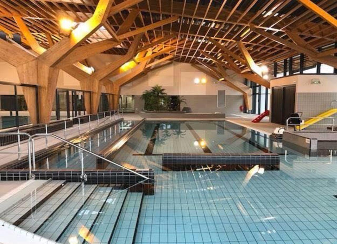 Milly-La-Forêt : Le Centre Aquatique Alain-Bernard Vit D ... à Piscine Alain Bernard