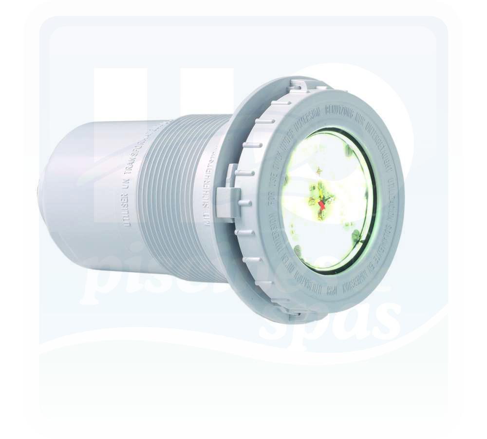 Mini Projecteur À Led Blanches - Hayward 3424 - 18 W - 12 V Pour Piscines  En Maçonnerie Béton - Blanc - H2O Piscines & Spas dedans Projecteur Led Piscine