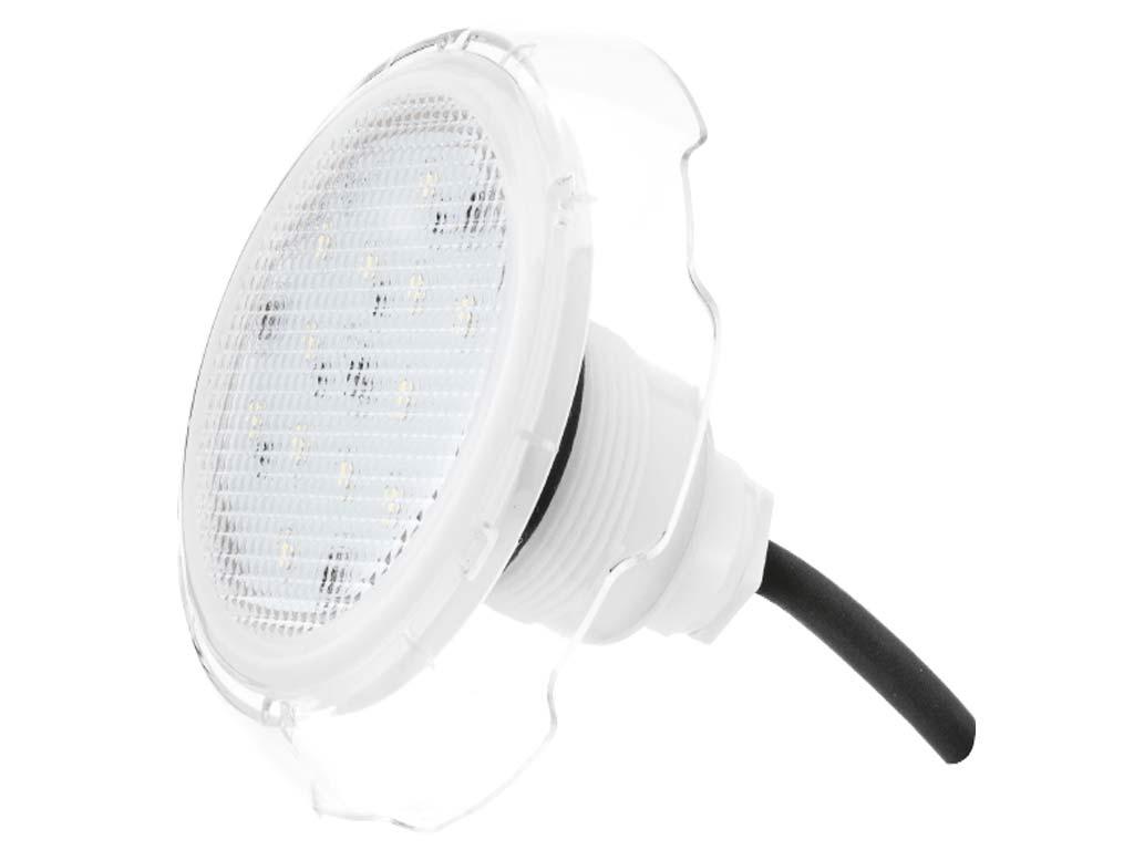 Mini Projecteur Seamaid Éclairage Blanc 12 Led 540 Lumen 6W Pour Piscine  Privée pour Projecteur Led Piscine