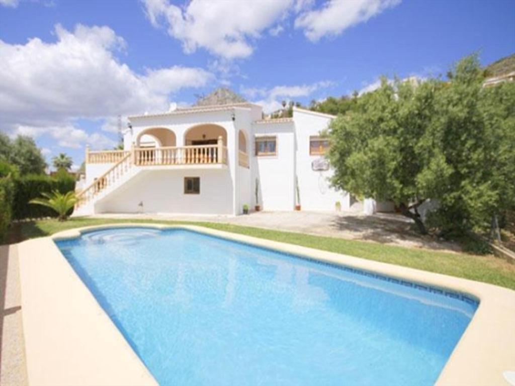 Mirador - Villa À Javea, Espagne tout Villa En Espagne Avec Piscine