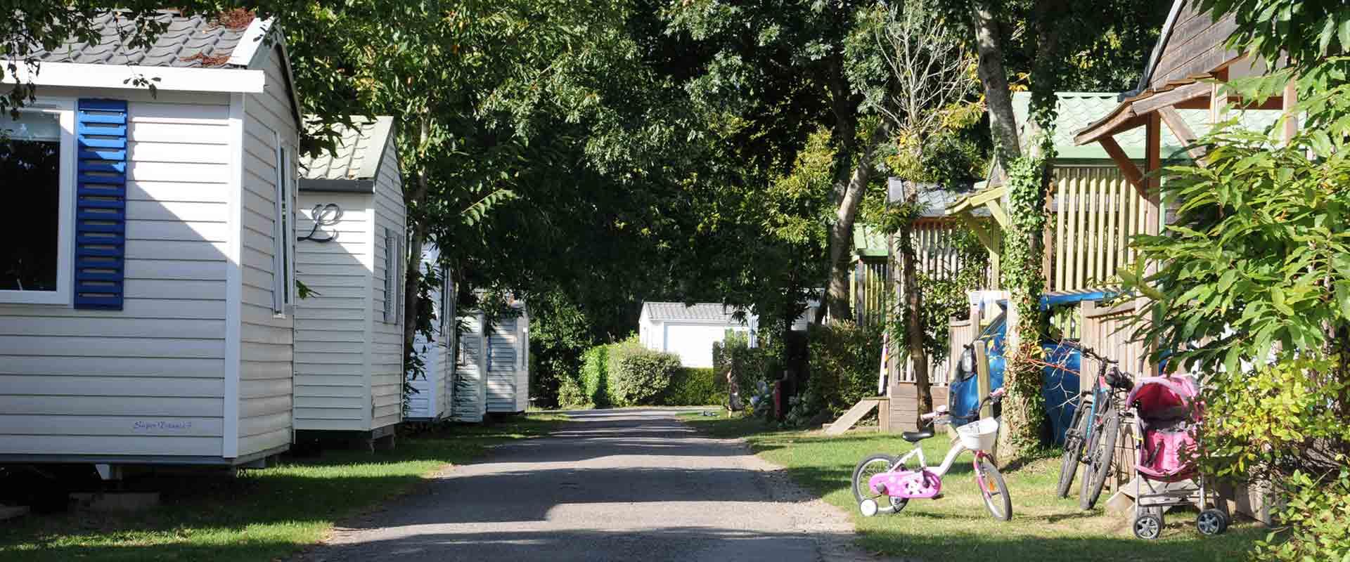 Mobil Homes Damgan Hébergements Insolites Morbihan Sud pour Camping Damgan Avec Piscine
