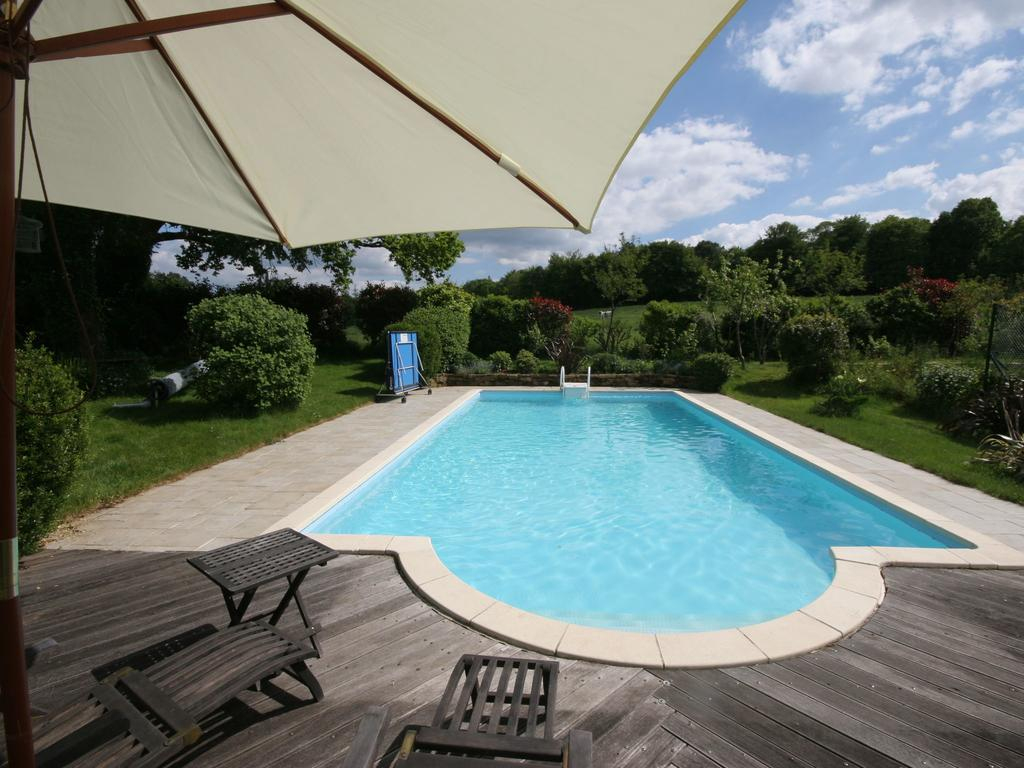 Modern Holiday Home In Hennebont France With Pool, Hennebont ... avec Horaire Piscine Hennebont