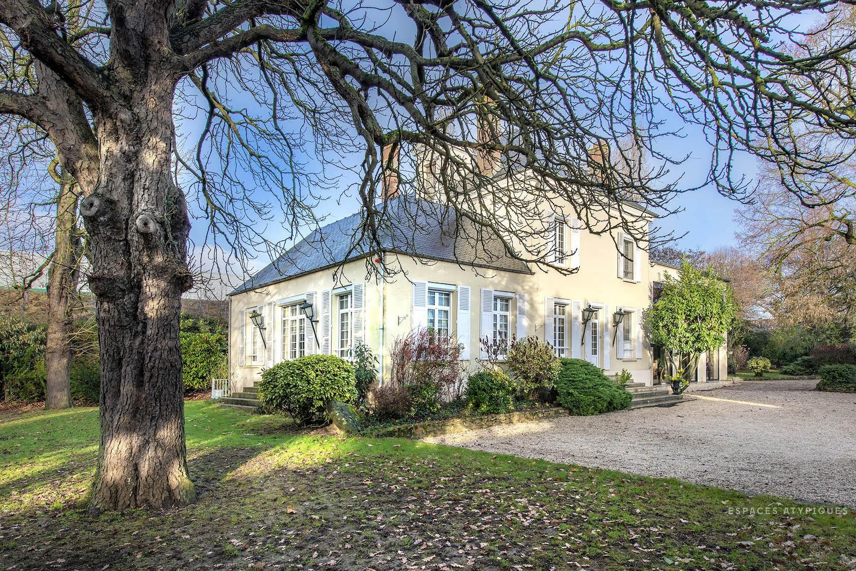 Moissy Cramayel : Beautiful Bourgeois House With Indoor Pool ... tout Piscine De Moissy Cramayel
