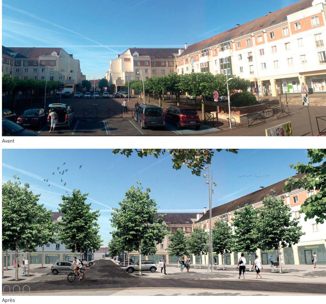 Moissy-Cramayel. Découvrez L'avant-Projet De Rénovation Urbaine pour Piscine De Moissy Cramayel