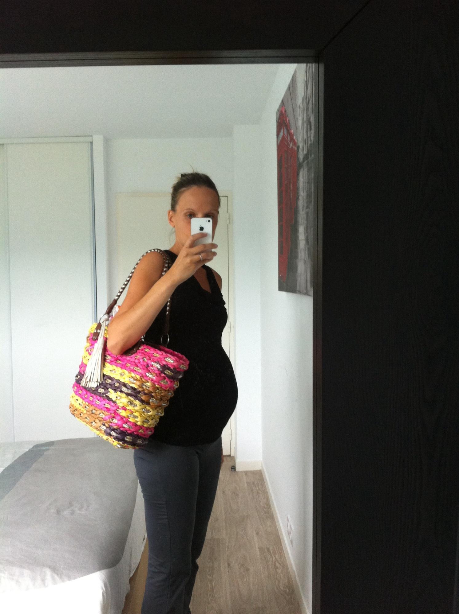 Mon 1Er Cours De Préparation À L'accouchement En Piscine ... avec Préparation Accouchement Piscine