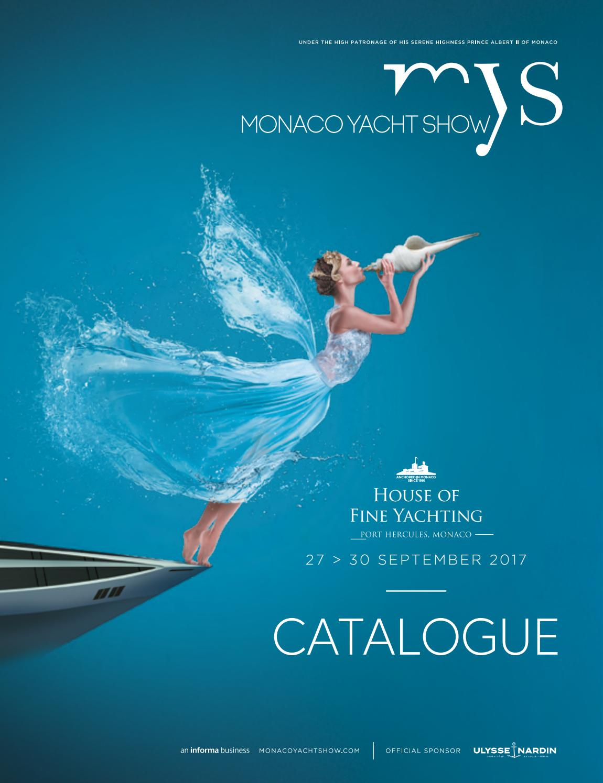 Monaco Yacht Show Catalogue 2017 By Monacoyachtshow - Issuu intérieur Piscine Plus Le Cres