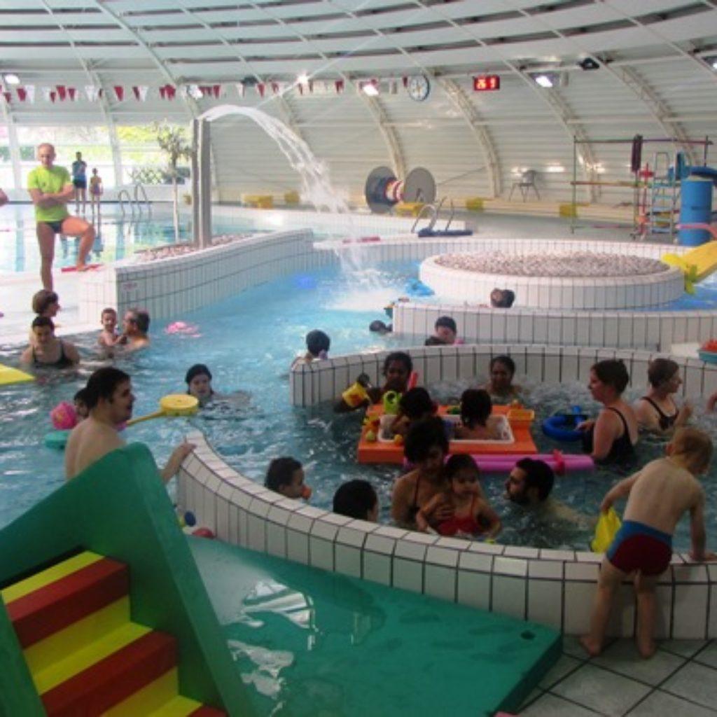Monbebenageur.fr Aquabébé Club De Blois (Fael ... concernant Piscine Tournesol Blois