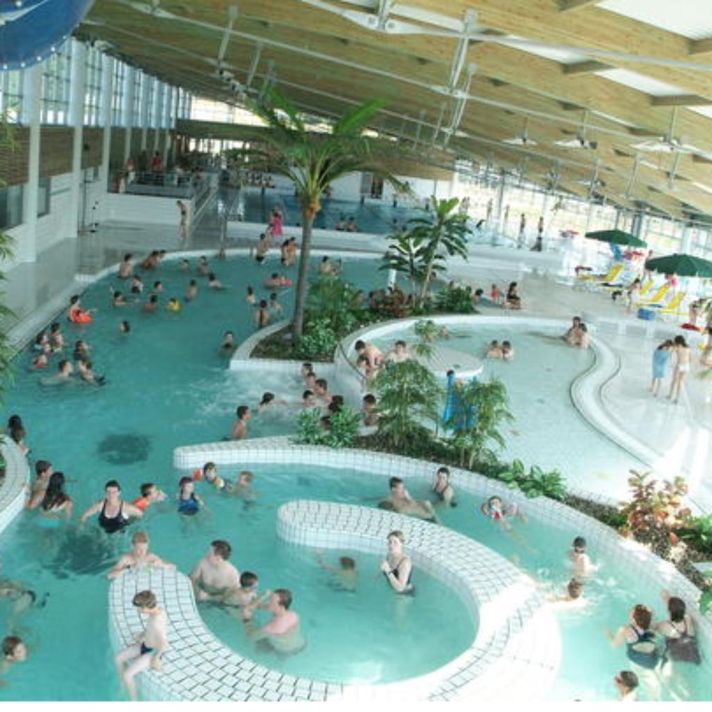 Monbebenageur.fr Centre Aquatique Du Pays Saint-Lois ... destiné Piscine Saint Lo