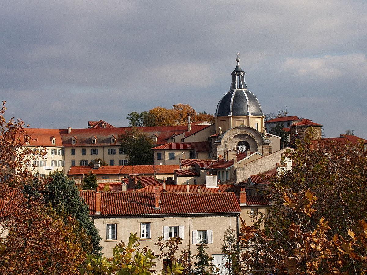 Montbrison (Loire) — Wikipédia à Piscine Montbrison