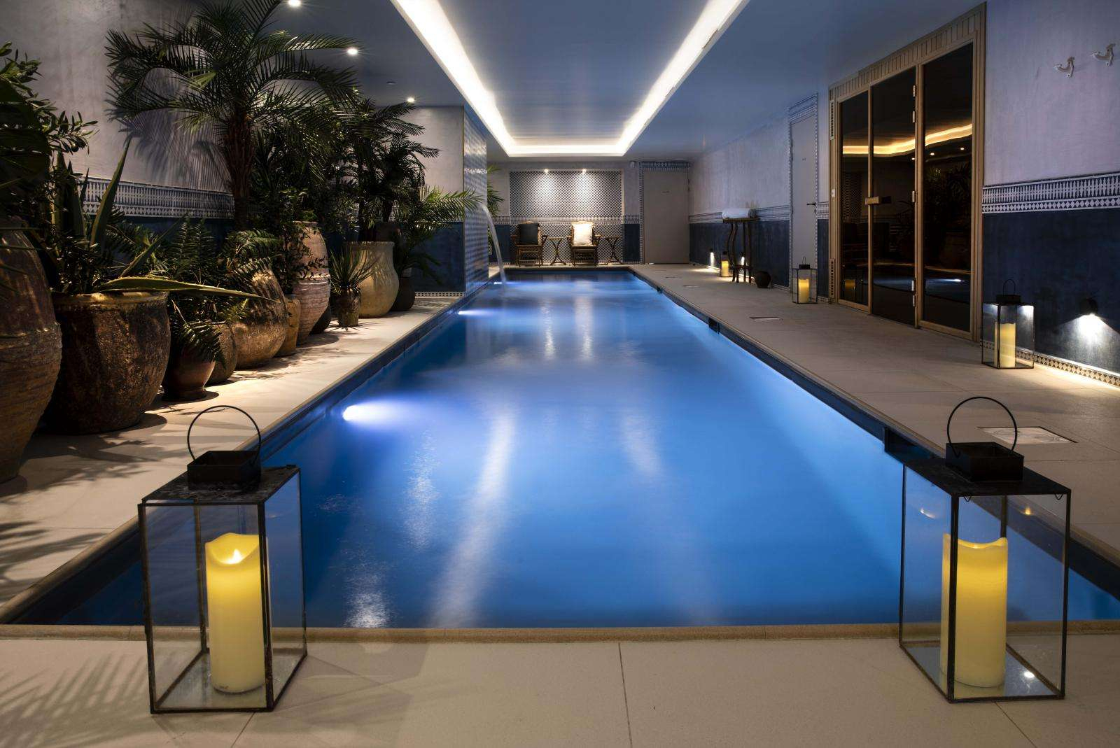 Monte Cristo Hotel Paris | 4-Star Hotel Paris 5Th | Wellness destiné Hotel Paris Piscine