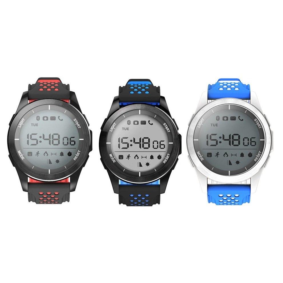 Montre Connectée Gps Rouge Sport Smartwatch Cadran Rotatif 30M Étanche  Piscine Montre Podomètre Montre Bracelet En Plein Air Pour Android Ios Les  ... destiné Montre Connectée Piscine