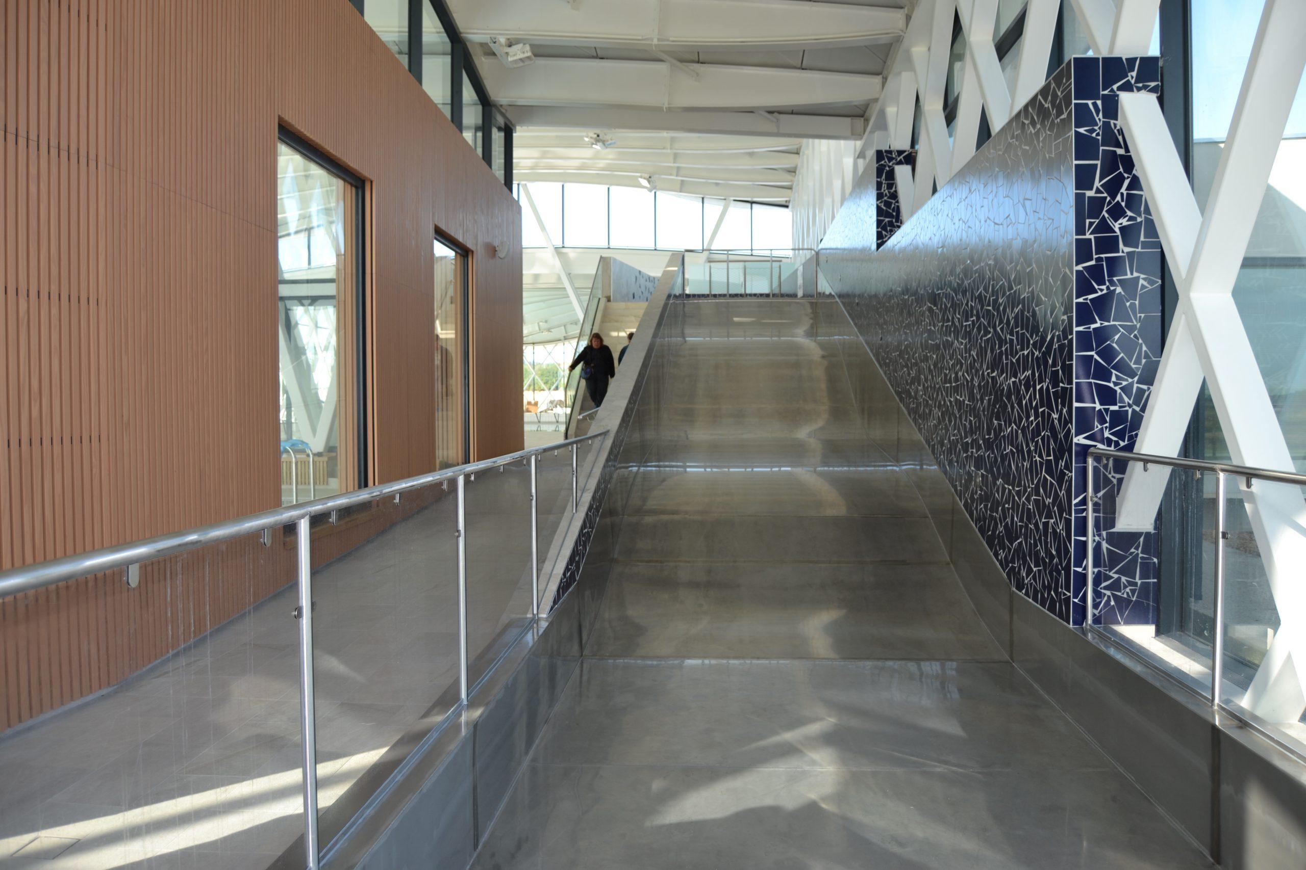 Multiplexe Aquatique avec Piscine St Gilles Croix De Vie