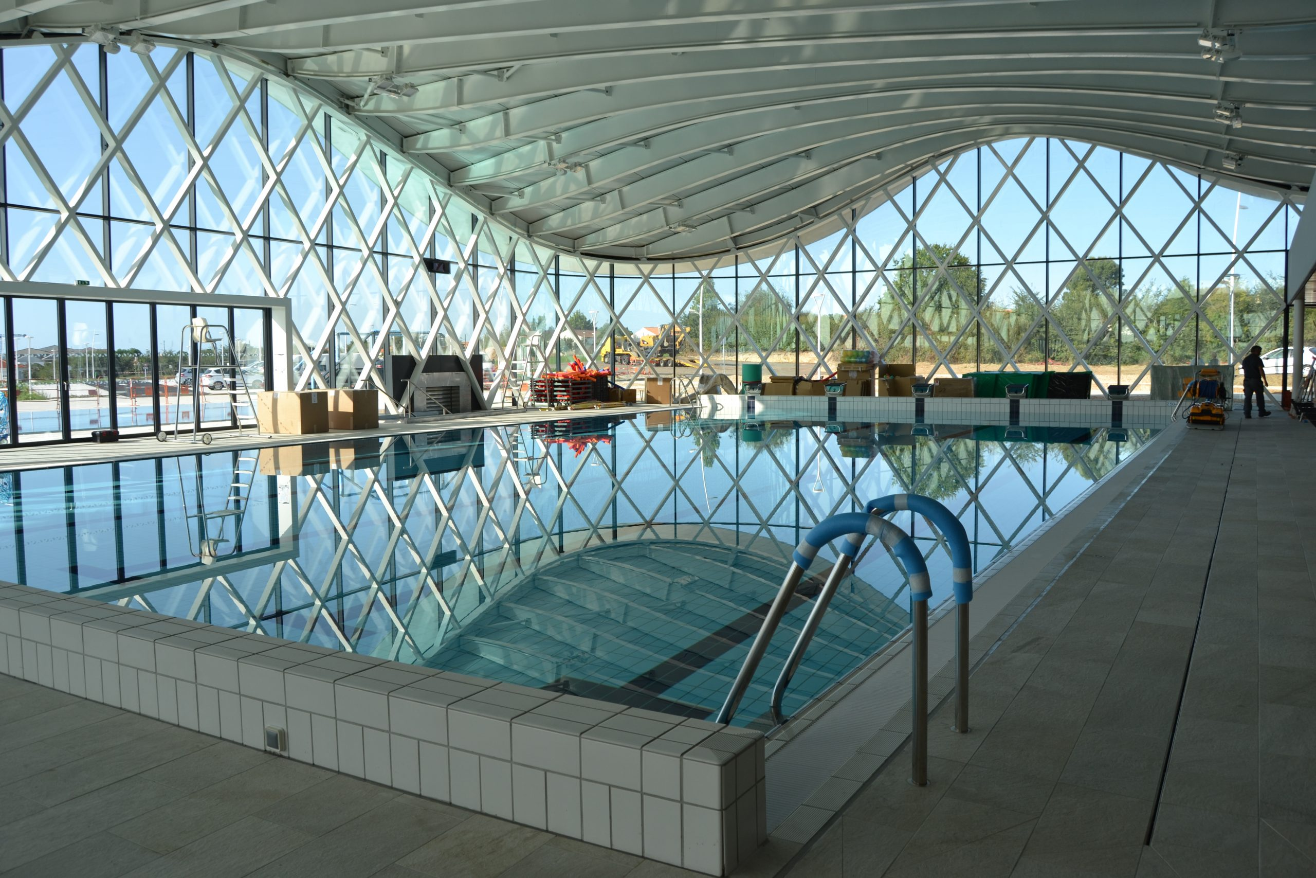 Multiplexe Aquatique intérieur Piscine St Gilles Croix De Vie