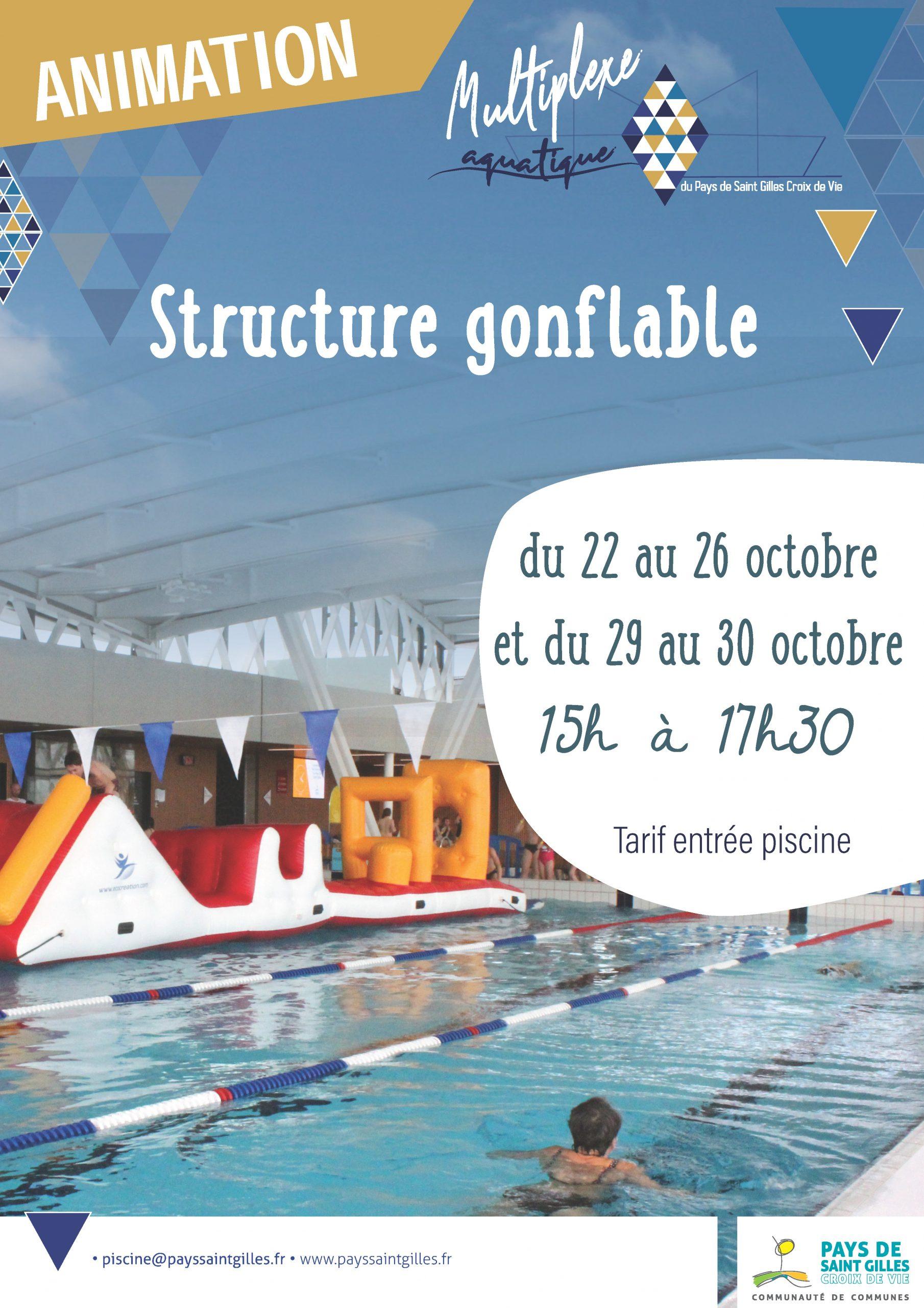 Multiplexe Aquatique : Stage De Sauvetage Nautique ... à Piscine St Gilles Croix De Vie