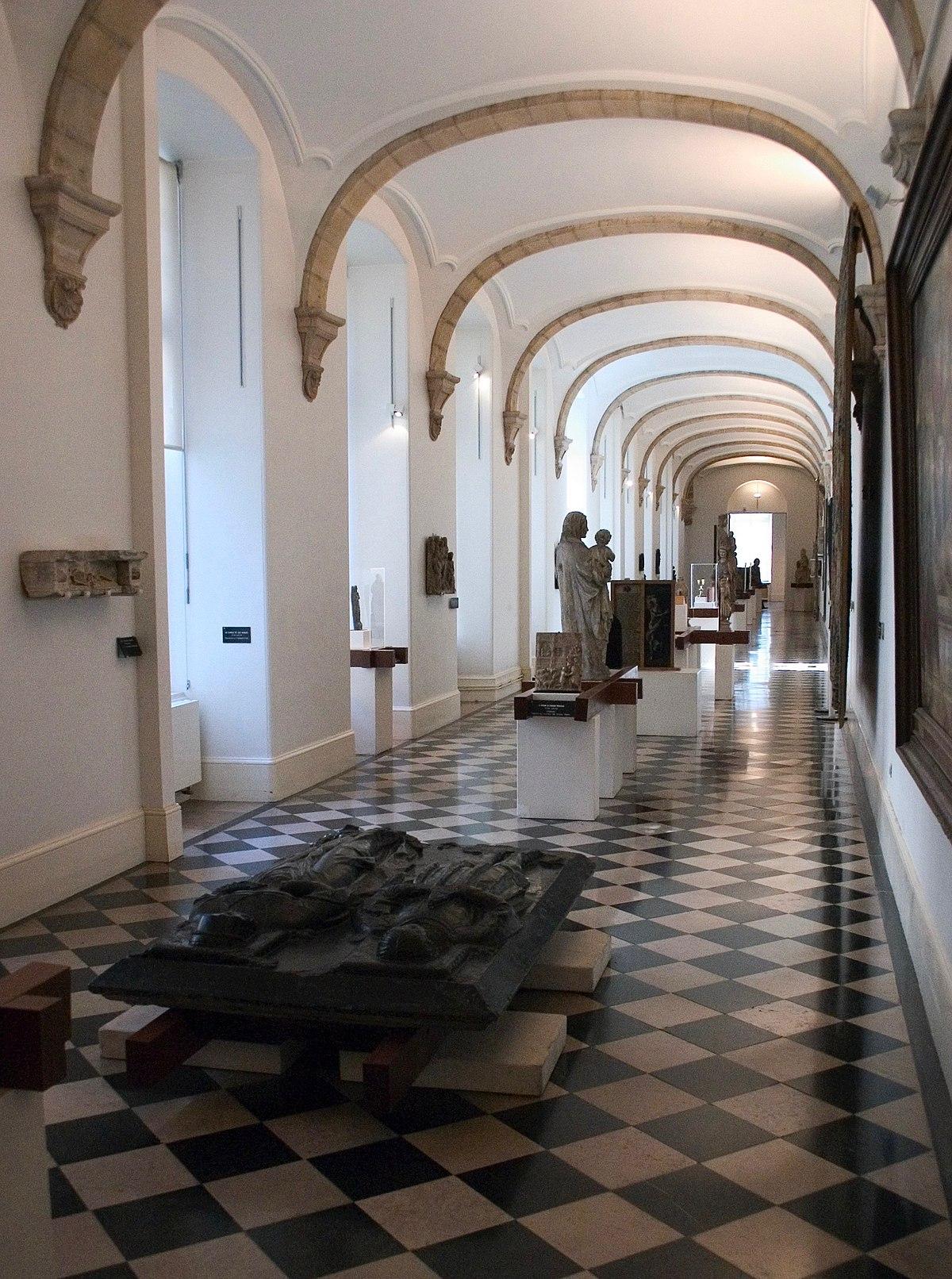 Musée Des Beaux-Arts D'arras — Wikipédia avec Piscine Arras Aquarena