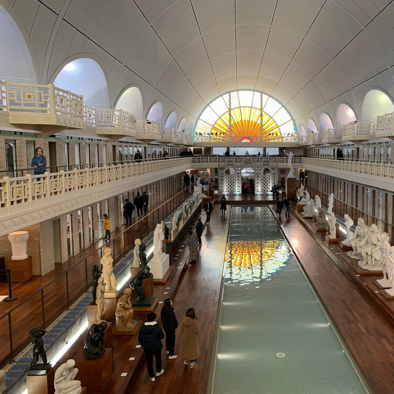 Musée La Piscine (Roubaix) : 2020 Ce Qu'il Faut Savoir Pour ... tout Piscine Roubaix Horaires