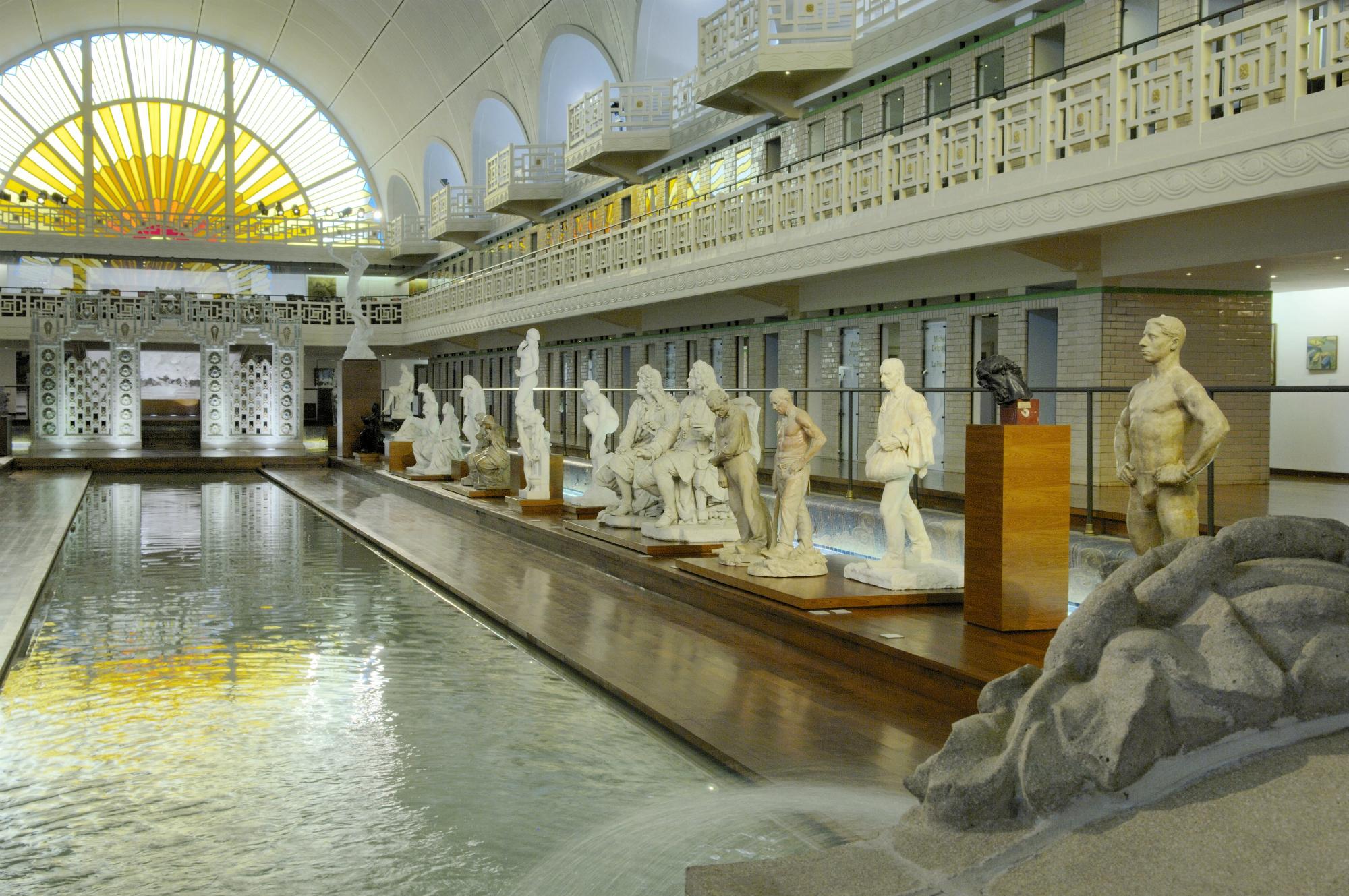 Musée La Piscine (Roubaix) tout Piscine Roubaix Horaires