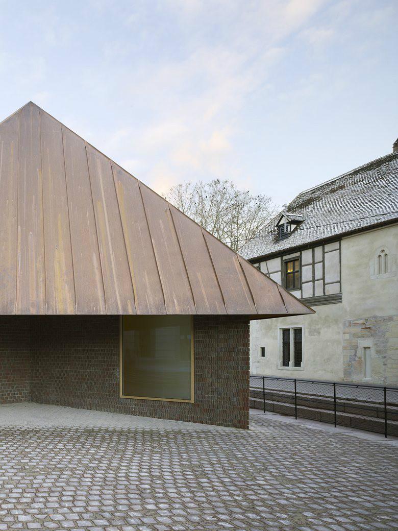 Musée Unterlinden, Extension | Herzog & De Meuron - Arch2O concernant Piscine De La Hardt