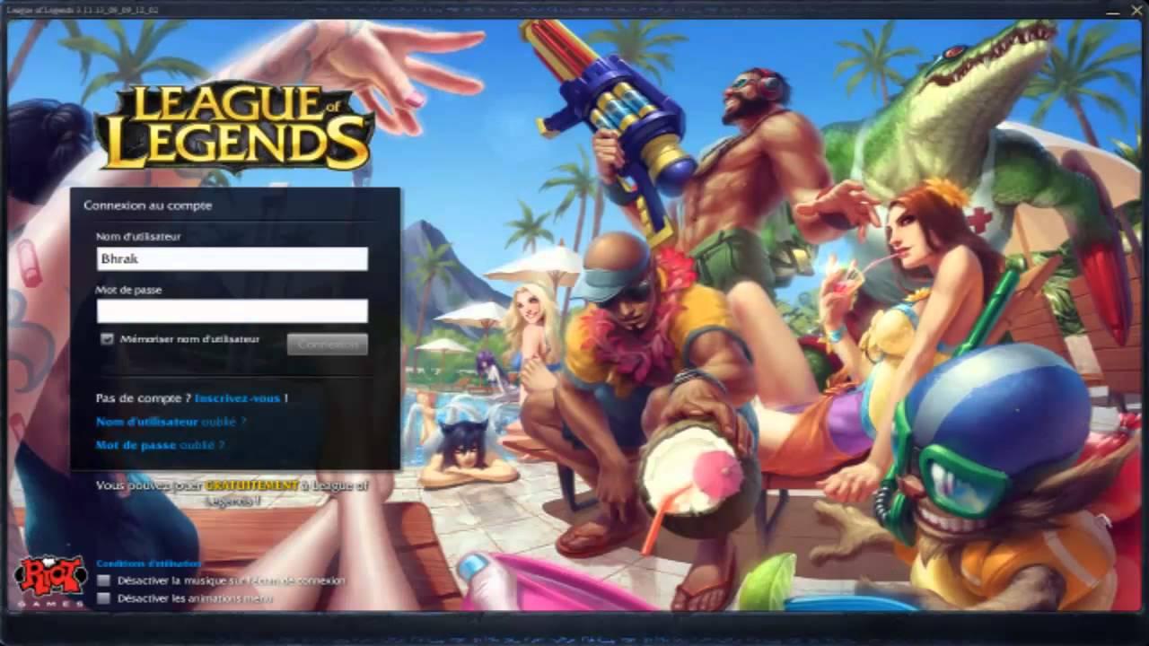 Musique | Team Piscine | League Of Legends Hd concernant Musique Piscine