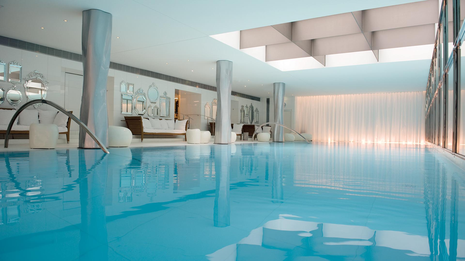 My Blend By Clarins Spa | Luxury Spa | Le Royal Monceau avec Hotel Paris Piscine