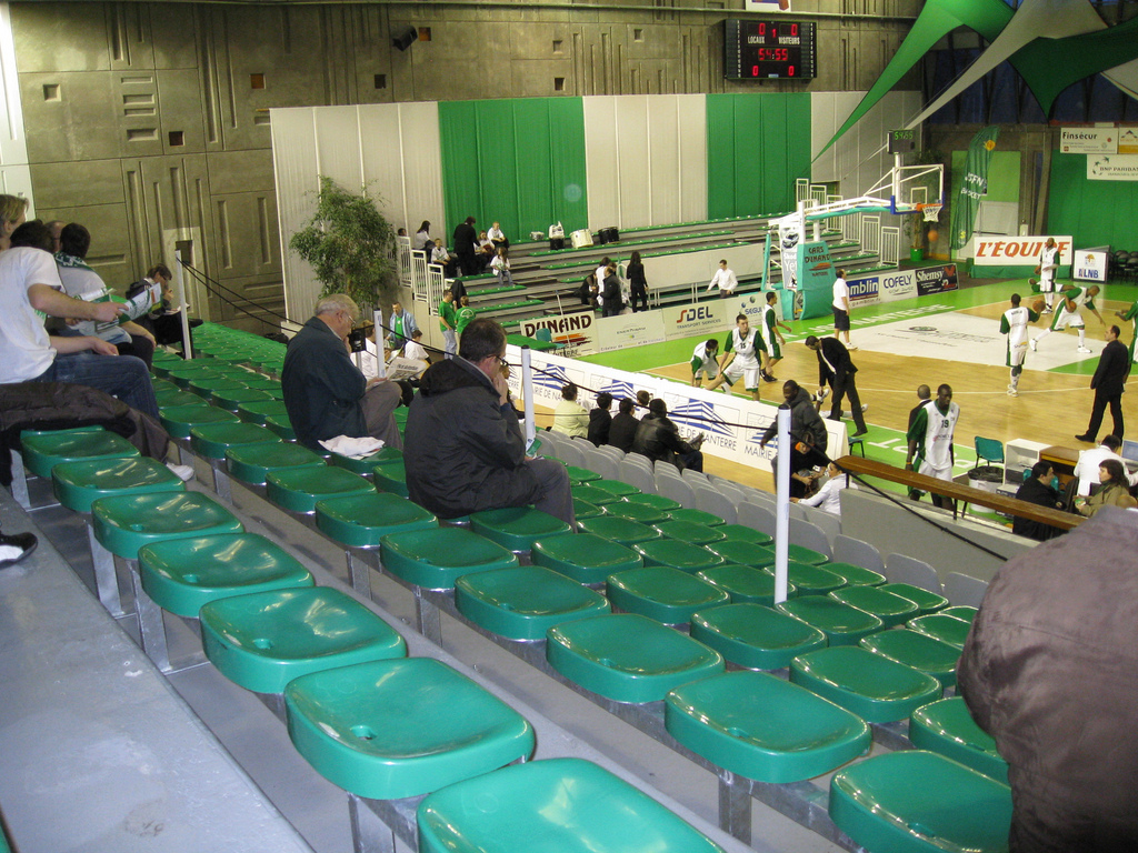 Nanterre] Palais Des Sports (1,499 -> 3,000) - Jsf : Basket ... à Piscine Du Palais Des Sports À Nanterre Nanterre