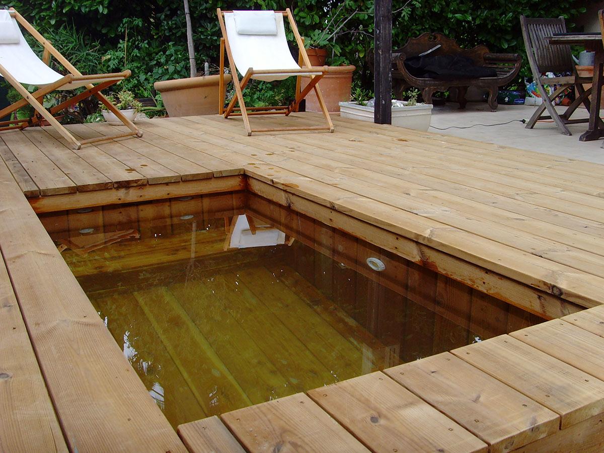 Natura Piscines - Constructeur De Piscines En Bois Écologiques destiné Piscine Hors Sol Occasion