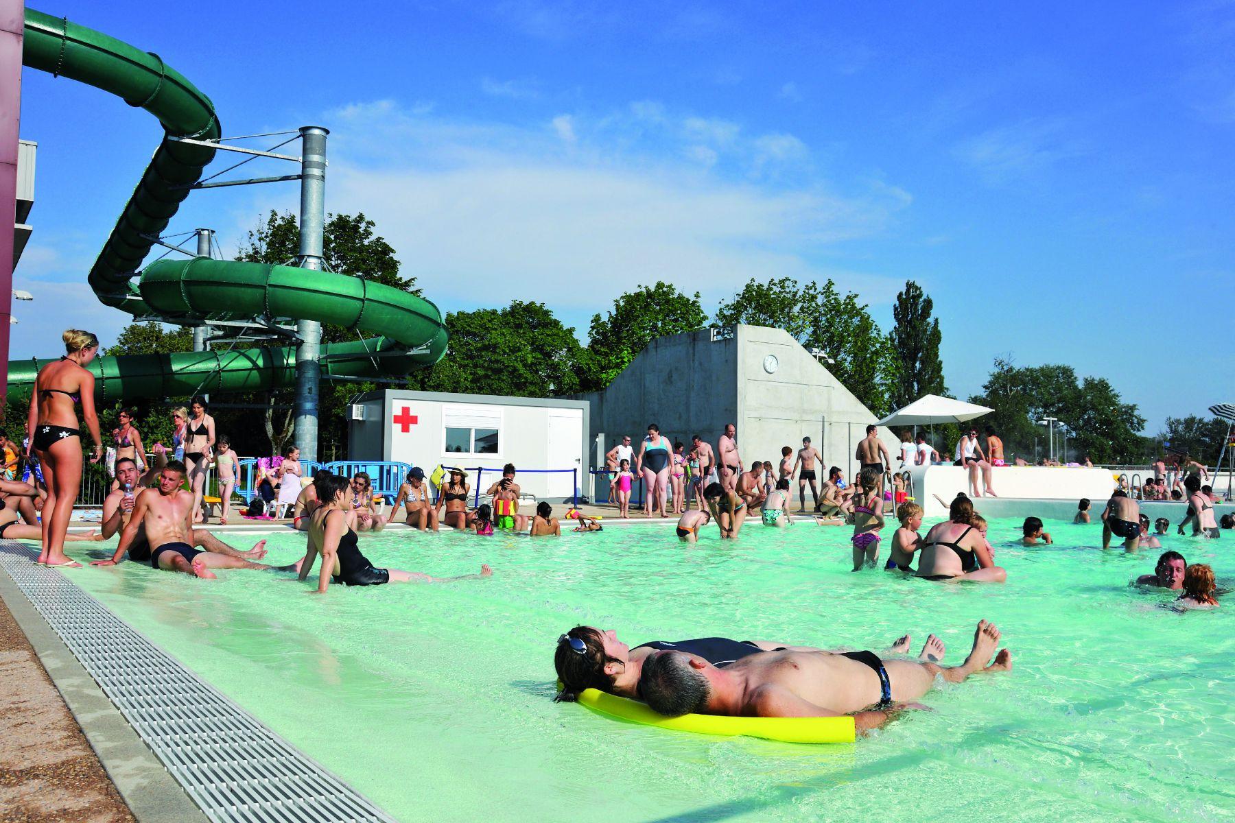Nautic Center Carré D'eau - 01000 Bourg-En-Bresse à Piscine Bourg En Bresse