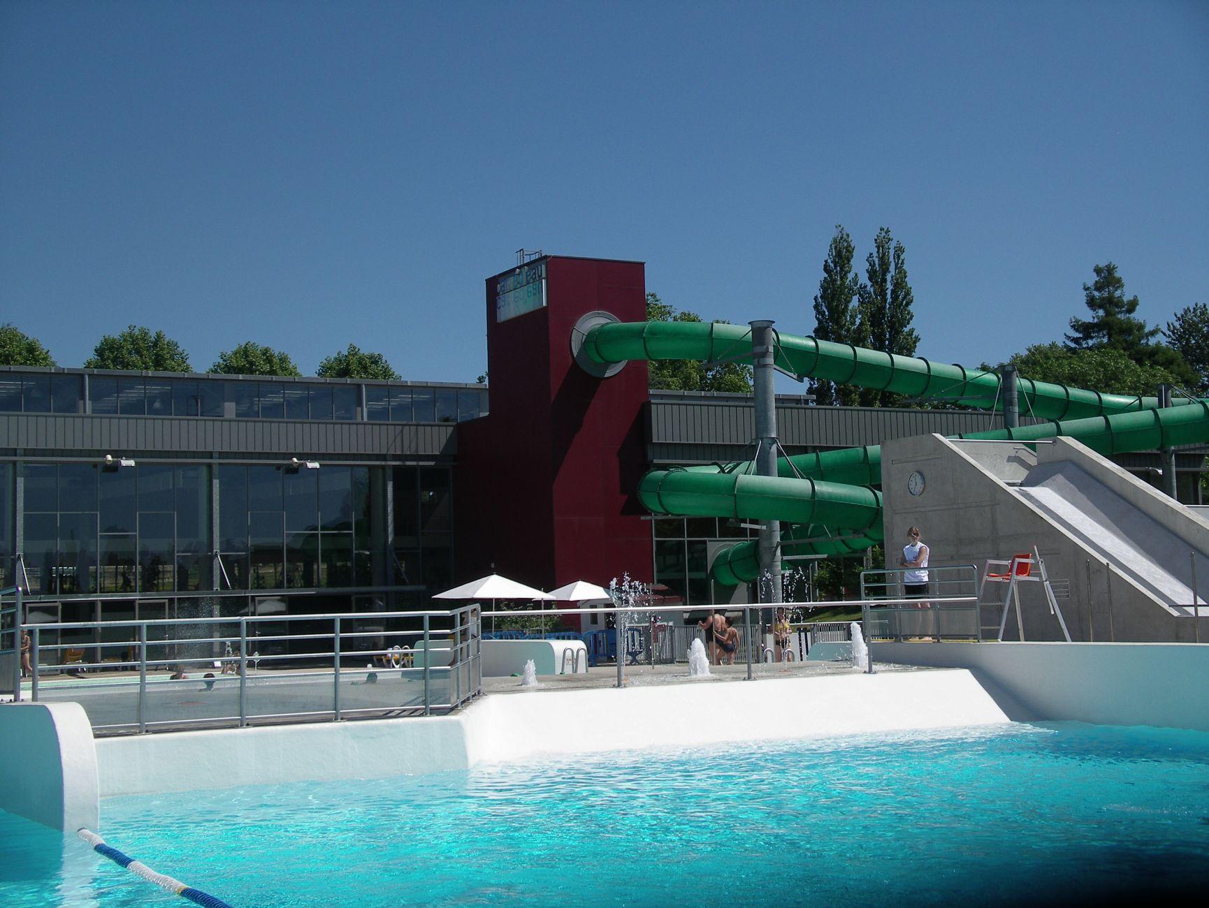 Nautic Center Carré D'eau - 01000 Bourg-En-Bresse à Piscine Carré D Eau