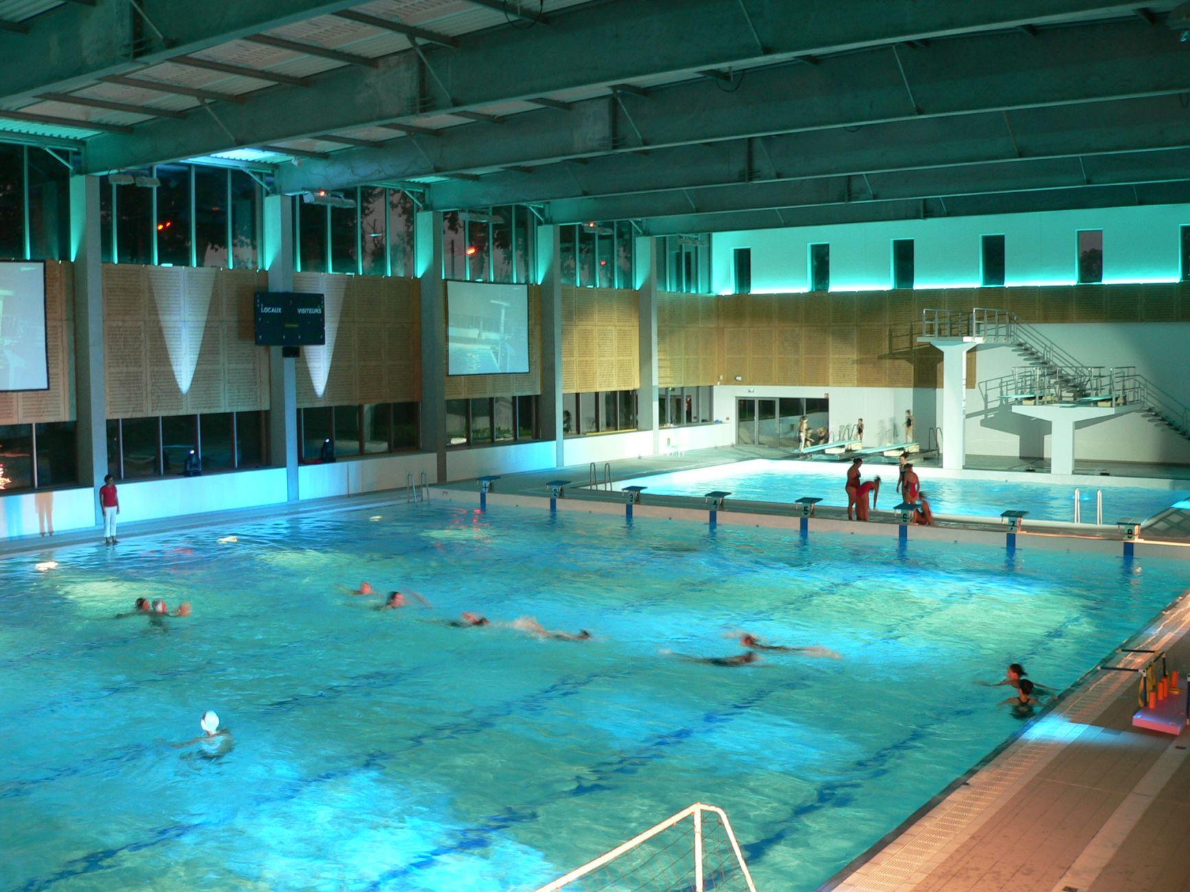 Nautic Center Carré D'eau - 01000 Bourg-En-Bresse pour Piscine Bourg En Bresse