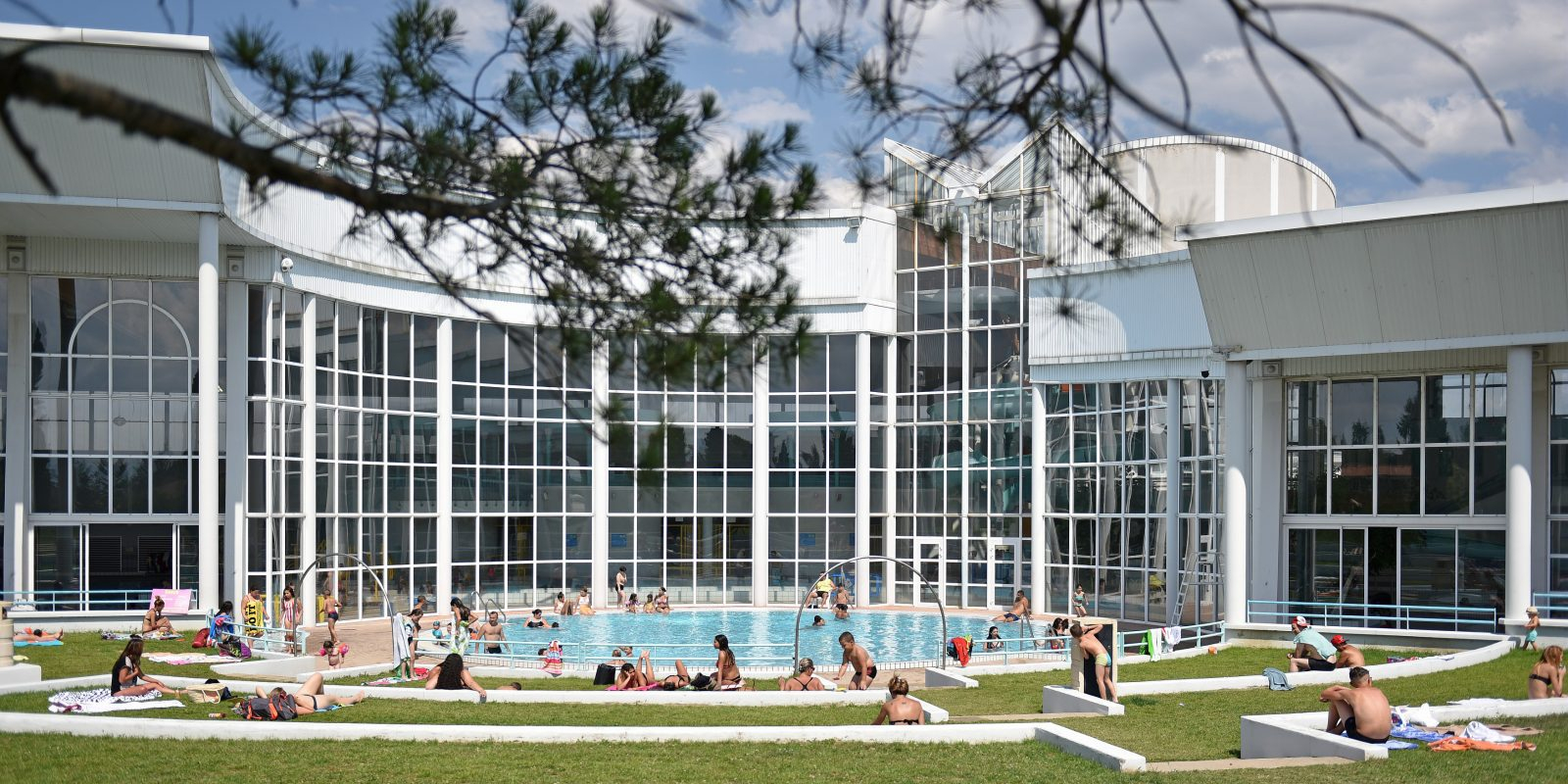Nautiform Centre Aquatique - Ville D'andrézieux-Bouthéon pour Piscine Andrezieux