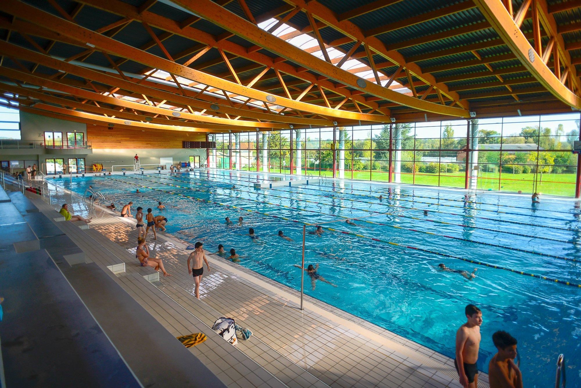 Nautilis - Centre Aquatique Et Patinoire - Grandangoulême concernant Piscine Angouleme