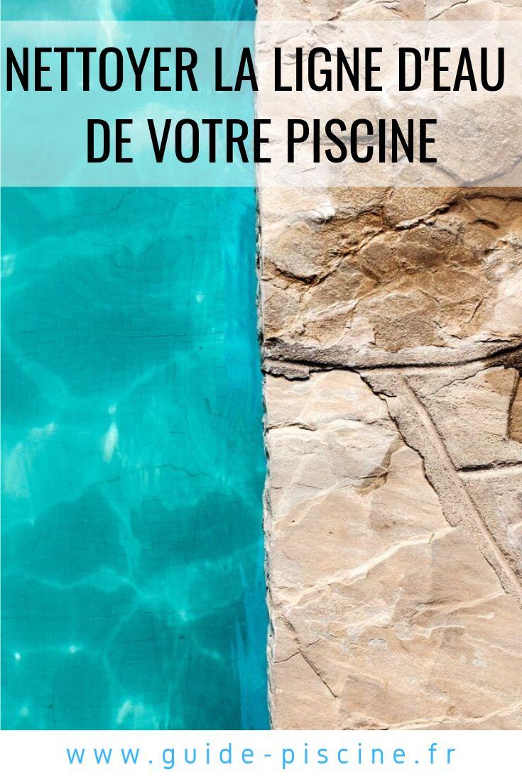 Nettoyage D'une Ligne D'eau De Piscine | Eau De Piscine ... serapportantà Ligne D Eau Piscine