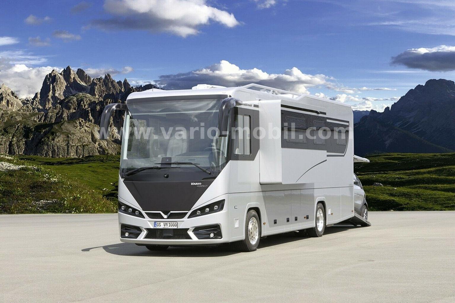 Neufs - Prestige Camping-Cars concernant Camping Car De Luxe Avec Piscine