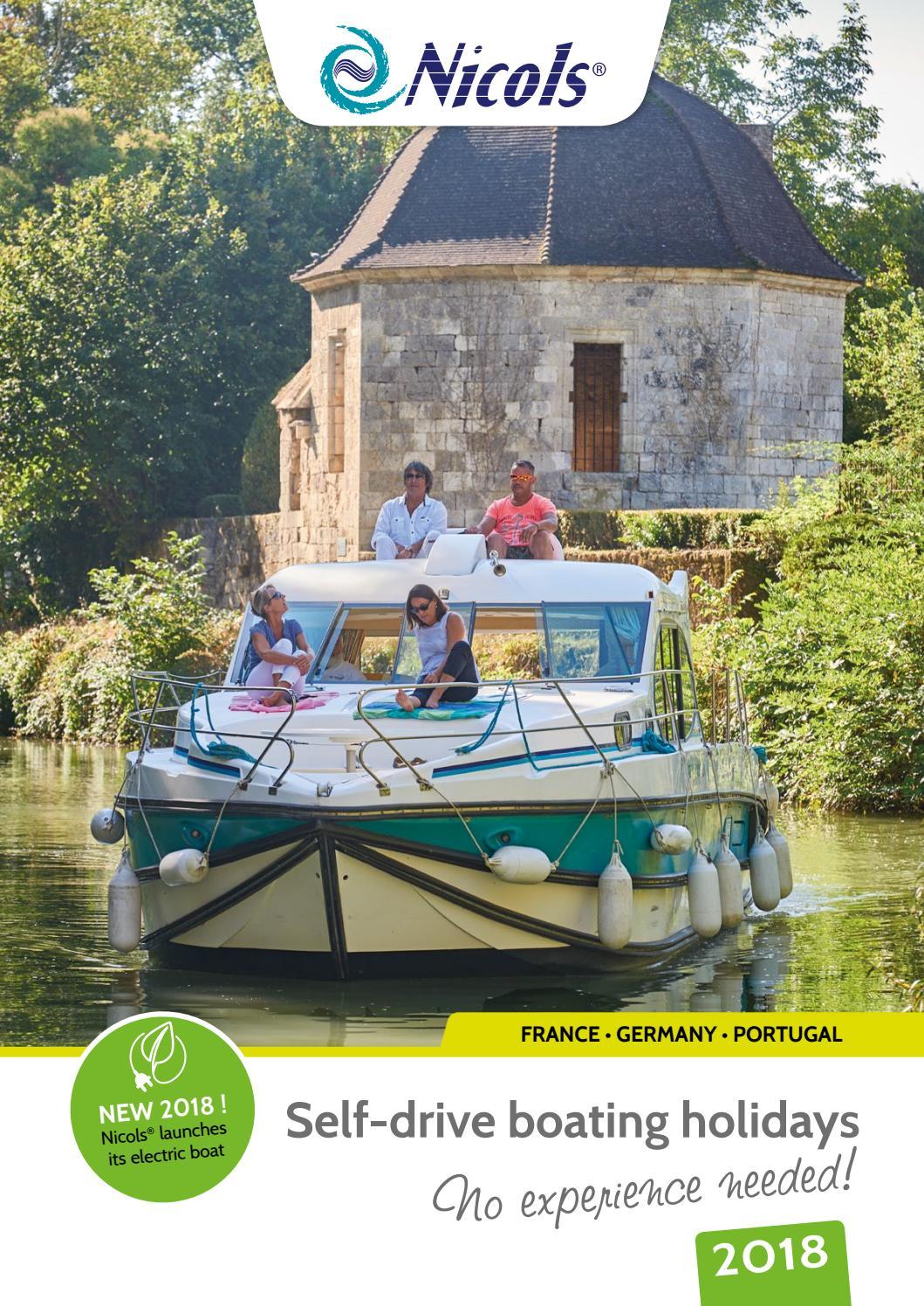 Nicols 2018 Brochure Eur By Eurolynx Travel Ltd - Issuu à Piscine De Moret Sur Loing