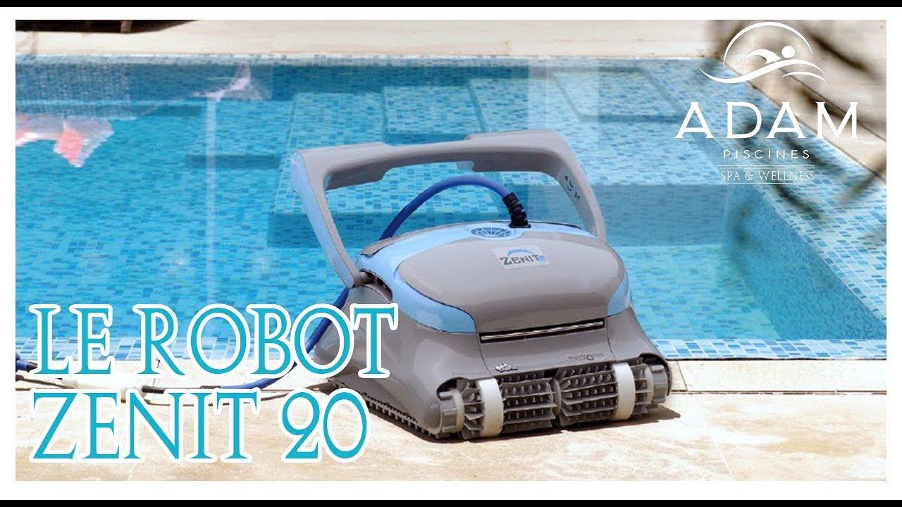 Nos Conseils En Videos - Adam Piscines serapportantà Location Robot Piscine
