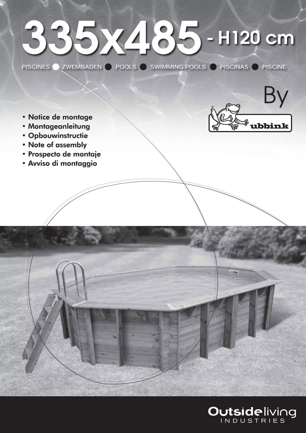 Notice 335X485 - H120-2018_1 K.pdf By ____ - Issuu à Filtre A Sable Piscine Mode D Emploi